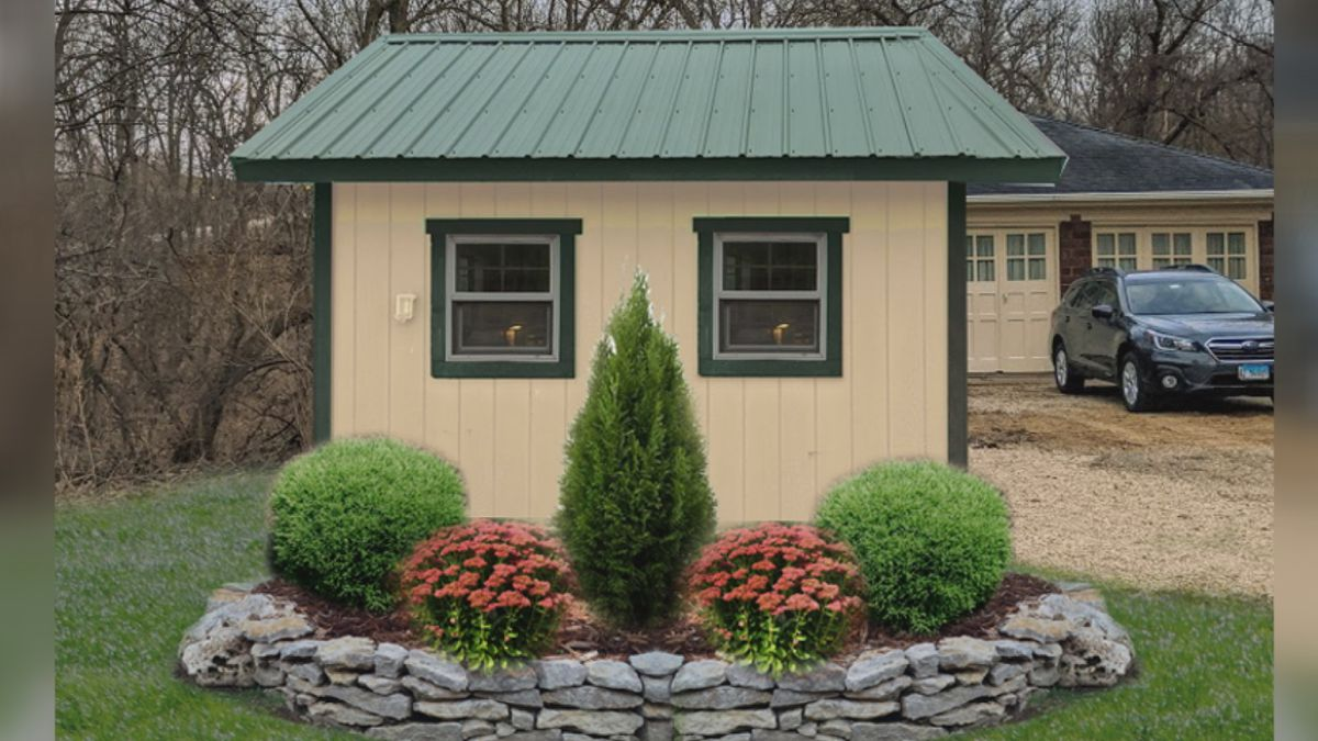 """The Aldrich Guest House in Galena, Illinois will open a """"potting shed"""" for..."""