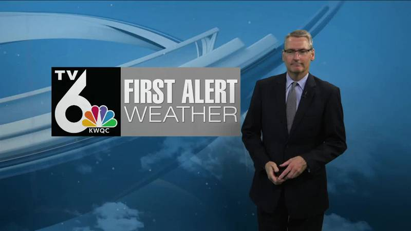 First Alert Forecast - Clouds arrive for Wednesday, temps remain average