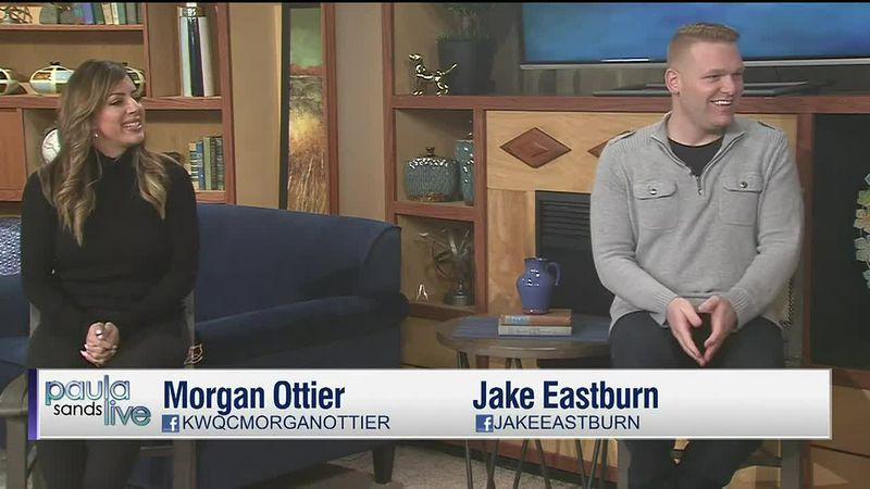 Quad Cities Live Hosts: Morgan & Jake