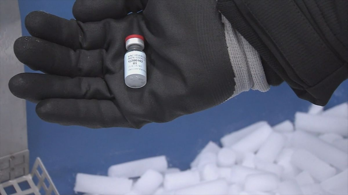 Illinois health officials have announced they are pausing the use of the Johnson & Johnson...