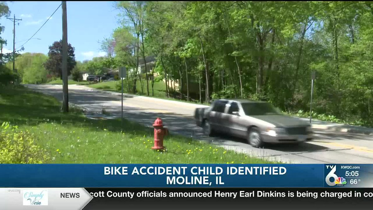 13-year-old identified after fatal traffic accident with Moline Police vehicle
