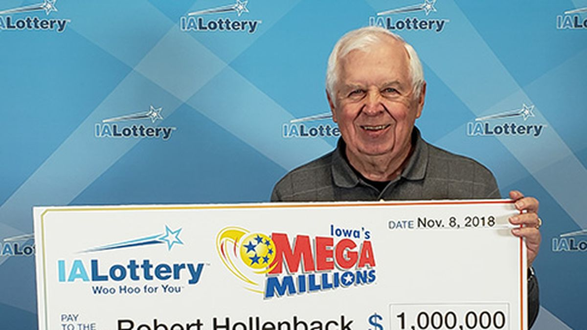 (Iowa Lottery)