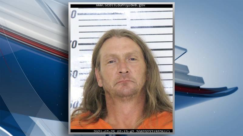 Taurus Puckett (45) arrested in shooting on Saturday
