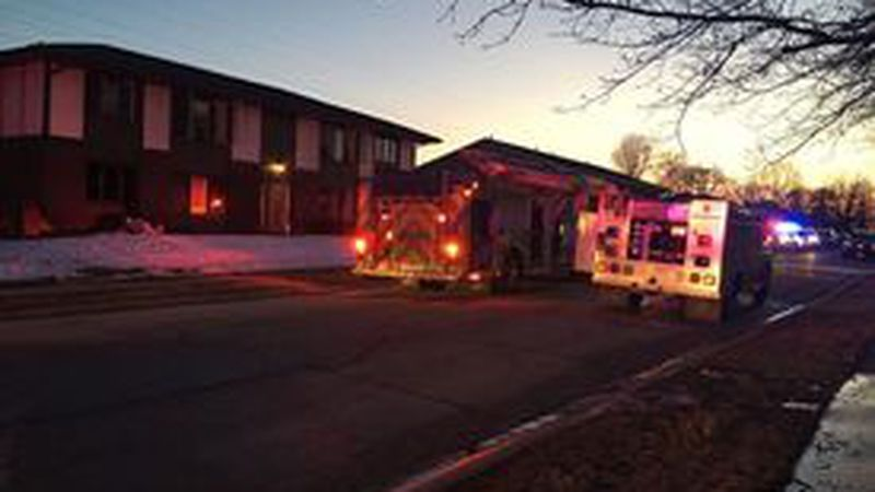 Bettendorf Fire Department responded to a structure fire Saturday around 5:30 p.m. in the 3400...