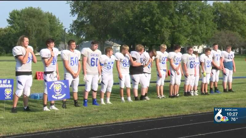 Galva begins new chapter in Football with school's first ever 8-man team