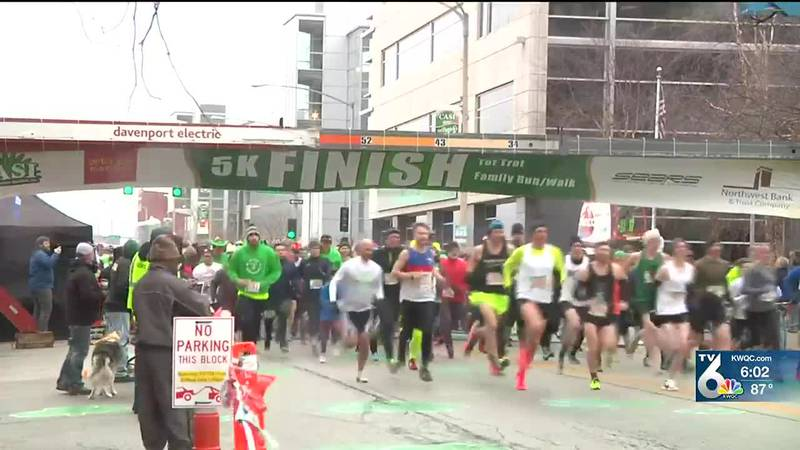 CASI's St. Patrick's Day 5K Race has been canceled for the second time this year.
