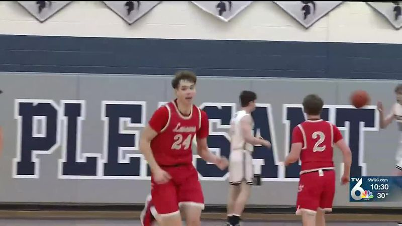 North Scott's Landon Eiland is the TV6 Athlete of the Week