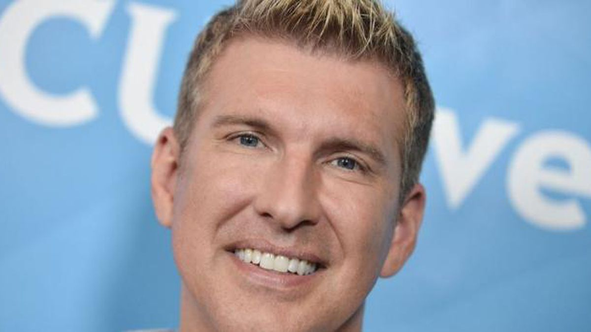 Todd Chrisley attends the NBC 2014 Summer TCA held at the Beverly Hilton Hotel on Monday, July...