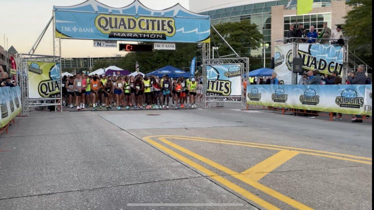 24th Annual Quad Cities Marathon