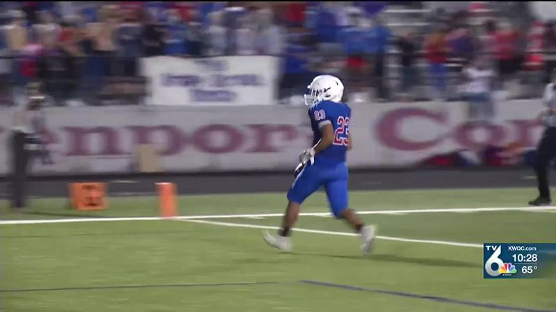 Watch highlights from Central's win over West