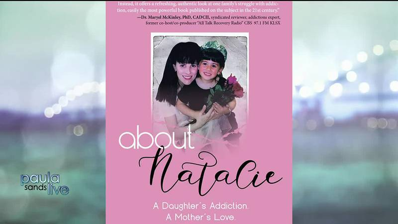 About Natalie book by Christine Naman