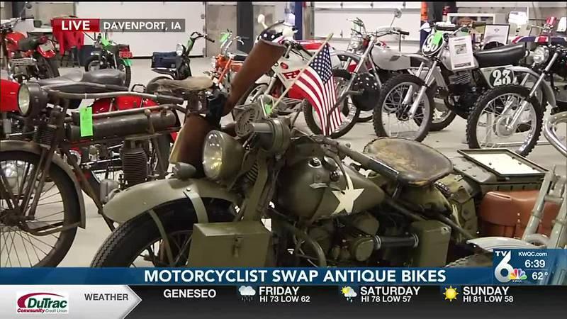 Motorcycle Swap Meet