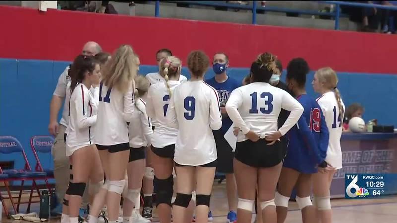 High School Volleyball: October 11th