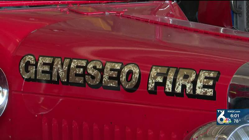 Geneseo Fire Department to honor 9/11 with stair climb