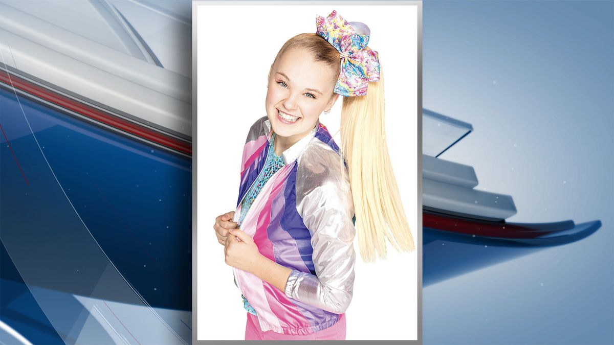 Great news for fans of JoJo Siwa, her D.R.E.A.M. tour will make a stop in Moline at the TaxSlayer Center. Nickelodeon's JoJo Siwa D.R.E.A.M. tour will stop in Moline on April 17. (TaxSlayer Center, Nickelodeon)