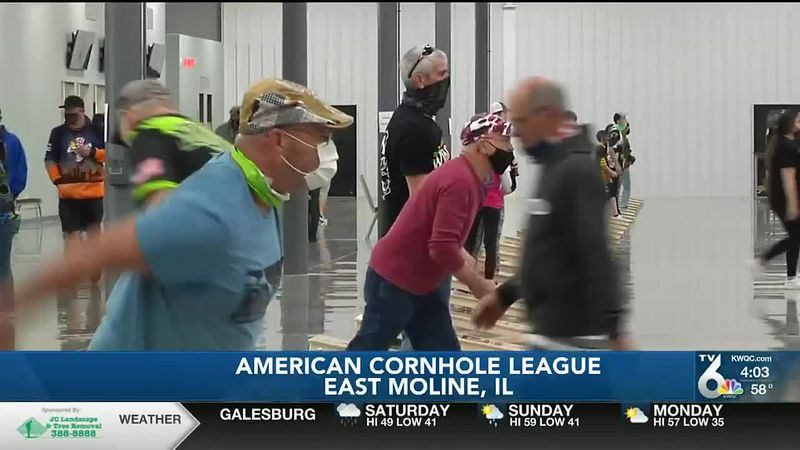 American Cornhole League comes to East Moline