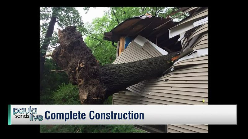 Midwest Complete Construction examples of how they can completely rebuild after disasters